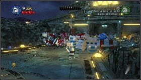 1 - Generał Grievous (6) - Tryb fabularny - LEGO Star Wars III: The Clone Wars - poradnik do gry
