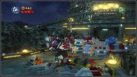 2 - Generał Grievous (6) - Tryb fabularny - LEGO Star Wars III: The Clone Wars - poradnik do gry