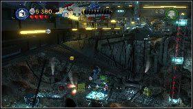 Z klocków ze statku zbuduj żurawia [1] - Generał Grievous (6) - Tryb fabularny - LEGO Star Wars III: The Clone Wars - poradnik do gry