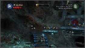 Tutaj ataki potwora powtórzą się, jednak tym razem nie atakuj go przy pomocy blastera, tylko skorzystaj z bazooki, w którą wyposażony jest Echo [1] - Generał Grievous (6) - Tryb fabularny - LEGO Star Wars III: The Clone Wars - poradnik do gry
