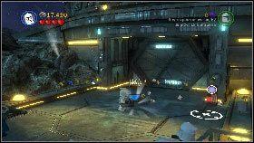 Przejdź przez jaskinię - Generał Grievous (6) - Tryb fabularny - LEGO Star Wars III: The Clone Wars - poradnik do gry