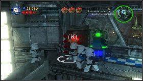 11 - Generał Grievous (6) - Tryb fabularny - LEGO Star Wars III: The Clone Wars - poradnik do gry