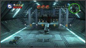 Stań przy panelu i aktywuj go [1] - Generał Grievous (6) - Tryb fabularny - LEGO Star Wars III: The Clone Wars - poradnik do gry