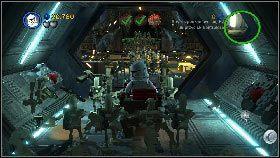 15 - Generał Grievous (6) - Tryb fabularny - LEGO Star Wars III: The Clone Wars - poradnik do gry