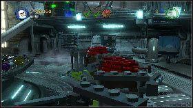 Zacznij kierować się do głównej sali [1] - Generał Grievous (6) - Tryb fabularny - LEGO Star Wars III: The Clone Wars - poradnik do gry