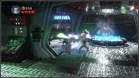 Rusz przed siebie - Generał Grievous (7) - Tryb fabularny - LEGO Star Wars III: The Clone Wars - poradnik do gry