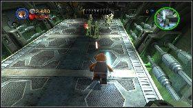 Po animacji rusz przed siebie [1] - Generał Grievous (7) - Tryb fabularny - LEGO Star Wars III: The Clone Wars - poradnik do gry