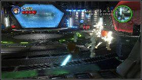 4 - Generał Grievous (7) - Tryb fabularny - LEGO Star Wars III: The Clone Wars - poradnik do gry