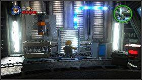 Dotrzesz do okrągłej sali w której rozpraw się z kolejną partią rywali [1] - Generał Grievous (7) - Tryb fabularny - LEGO Star Wars III: The Clone Wars - poradnik do gry