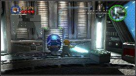 Teraz skieruj się na prawą stronę - Generał Grievous (7) - Tryb fabularny - LEGO Star Wars III: The Clone Wars - poradnik do gry