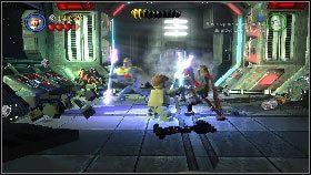 9 - Generał Grievous (7) - Tryb fabularny - LEGO Star Wars III: The Clone Wars - poradnik do gry