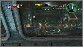 17 - Generał Grievous (7) - Tryb fabularny - LEGO Star Wars III: The Clone Wars - poradnik do gry