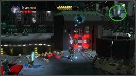 18 - Generał Grievous (7) - Tryb fabularny - LEGO Star Wars III: The Clone Wars - poradnik do gry
