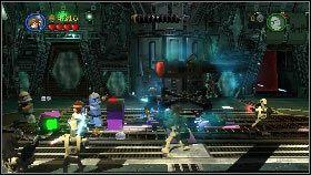4 - Asajj Ventress (1) - Tryb fabularny - LEGO Star Wars III: The Clone Wars - poradnik do gry