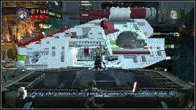 6 - Asajj Ventress (1) - Tryb fabularny - LEGO Star Wars III: The Clone Wars - poradnik do gry