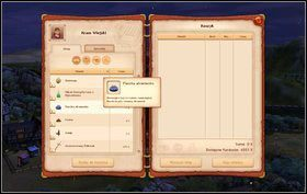 1 - Chcemy Ksiąg, Nie Wojny; Czas Wolny; Czeladnik Kowala - Misje - The Sims: Średniowiecze - poradnik do gry