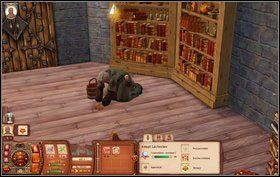 1 - Dzień Bibelotów - Misje - The Sims: Średniowiecze - poradnik do gry