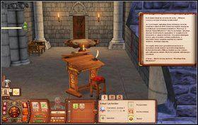 Wracamy do domu i rozmawiamy z królem - Dzień Bibelotów - Misje - The Sims: Średniowiecze - poradnik do gry