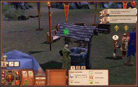 2 - Dzień Bibelotów - Misje - The Sims: Średniowiecze - poradnik do gry
