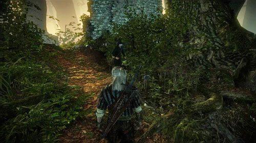 Do zadania możesz przystąpić zarówno rozmawiając z Cedrikiem (na tablicy ogłoszeń znajdziesz jedno ogłoszenie, w którym Cedric szuka kogoś do pomocy) bądź napotykając na Ruperta w lesie - W szponach szaleństwa (kroki 1 - 5) - Akt 1 - zadania poboczne - Wiedźmin 2: Zabójcy Królów - Edycja Rozszerzona - poradnik do gry