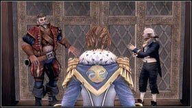 Logan zostanie pojmany [1], a nasz bohater stanie si� w�adc� Albionu [2] - Bitwa o Albion - Opis przej�cia - Fable III - PC - poradnik do gry