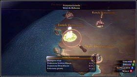 Znalazłszy się na zewnątrz [1], używamy mapy i wracamy do naszego lokaja [2] - Ciężar świata - Opis przejścia - Fable III - PC - poradnik do gry