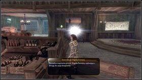 Pierwszy etap misji polega na powstrzymaniu kradzieży w pubie na Rynku Bowerstone - Ciężar świata - Opis przejścia - Fable III - PC - poradnik do gry
