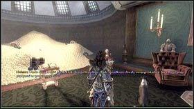 Gdy walka dobiegnie końca, Ferret złoży nam propozycję łapówki [1] - Ciężar świata - Opis przejścia - Fable III - PC - poradnik do gry