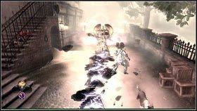 Skrzydlate stwory zabijamy tak samo jak te spotkane na pustyni [1] - Ciężar świata - Opis przejścia - Fable III - PC - poradnik do gry