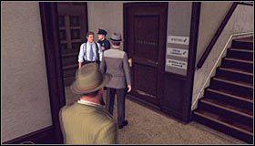 Ponownie zaplanuj podróż do lokacji [Central Police Station - Corner First and Hill] #1 - Case 12 - The Studio Secretary Murder (4) - Główne śledztwa - L.A. Noire - poradnik do gry