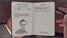 3 - Case 12 - The Studio Secretary Murder (4) - Główne śledztwa - L.A. Noire - poradnik do gry