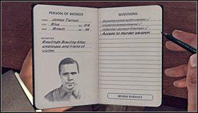 5 - Case 12 - The Studio Secretary Murder (4) - Główne śledztwa - L.A. Noire - poradnik do gry