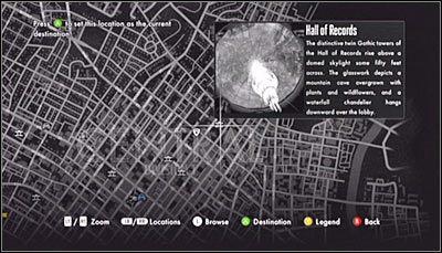 Rozszyfrowanie fragmentu poematu polega na ustaleniu miejsca, które należy odwiedzić w następnej kolejności - Case 13 - The Quarter Moon Murders (1) - Główne śledztwa - L.A. Noire - poradnik do gry