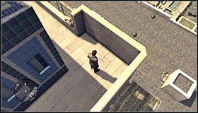 Na sam koniec skorzystaj z ostatniej już drabiny #1, co pozwoli Ci znaleźć się na szczycie wieży - Case 13 - The Quarter Moon Murders (2) - Główne śledztwa - L.A. Noire - poradnik do gry