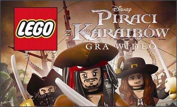 LEGO Piraci z Karaibów – filmiki z gier