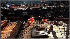 1 - Czarna Perła atakuje - opis przejścia - Klątwa Czarnej Perły - LEGO Piraci z Karaibów - poradnik do gry