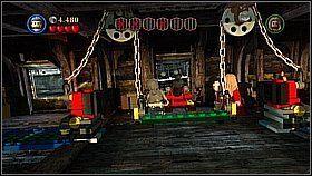 4 - Czarna Perła atakuje - opis przejścia - Klątwa Czarnej Perły - LEGO Piraci z Karaibów - poradnik do gry