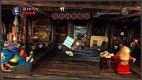 6 - Czarna Perła atakuje - opis przejścia - Klątwa Czarnej Perły - LEGO Piraci z Karaibów - poradnik do gry