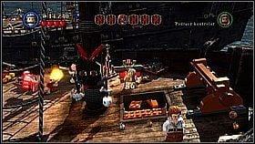 7 - Czarna Perła atakuje - opis przejścia - Klątwa Czarnej Perły - LEGO Piraci z Karaibów - poradnik do gry