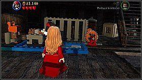 10 - Czarna Perła atakuje - opis przejścia - Klątwa Czarnej Perły - LEGO Piraci z Karaibów - poradnik do gry