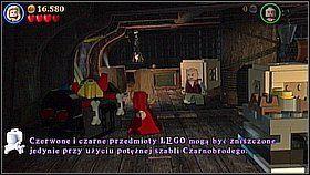 Butelka 3 i 4 - Pod pokładem po prawej znajduje się kolejna pieczęć, którą zniszczy Czarnobrody - Czarna Perła atakuje - butelki - Klątwa Czarnej Perły - LEGO Piraci z Karaibów - poradnik do gry