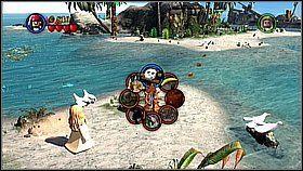 1 - Nora przemytników - opis przejścia - Klątwa Czarnej Perły - LEGO Piraci z Karaibów - poradnik do gry