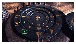 Teraz podeszłam do prawego zegara - Pływająca Wyspa cz.5 - Schizm: Prawdziwe Wyzwanie - poradnik do gry