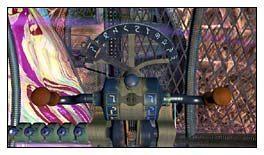 Teraz powolutku, manewrując dźwigniami, ustawiłem symbole - Miasto w Przestworzach cz.2 - Schizm: Prawdziwe Wyzwanie - poradnik do gry