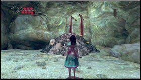 Przed nami ostatnie zadanie - dostępu do bębenków pilnuje zastęp Insidious Ruin oraz sprawujący pieczę nad tym wszystkim kolejny Menacing Ruin - Choral Coral - Rozdział 2 - Deluded Depths - Alice: Madness Returns - poradnik do gry