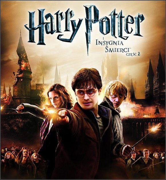 Poradnik do gry Harry Potter i Insygnia Śmierci - część 2 zawiera