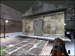1 - Mission 2: Part 1 - Return to Castle Wolfenstein - poradnik do gry