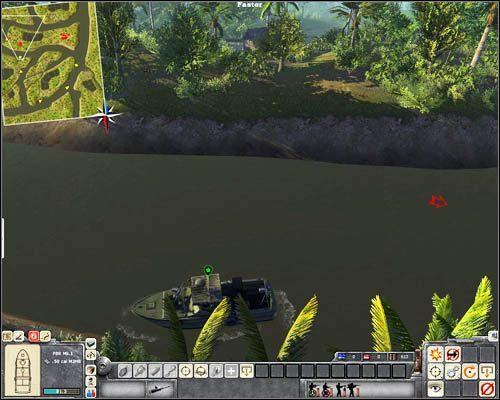 Zapisz gr� - Misja 2- Vietnamese Connection (3) - Wietnam - Men of War: Wietnam - poradnik do gry