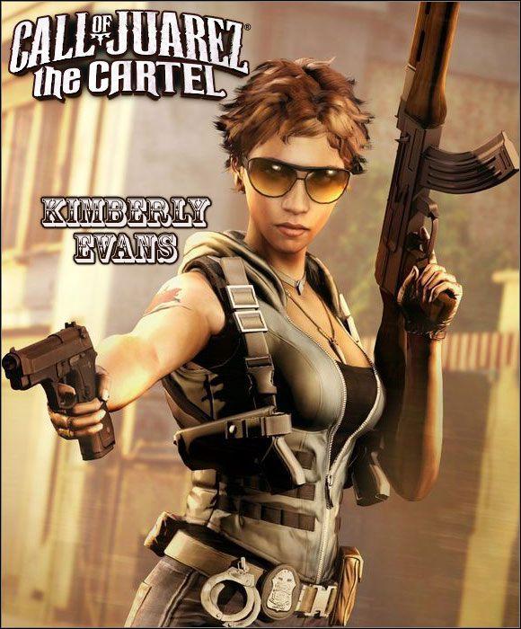 Cartel - Call of Juarez: The Cartel - Kimberly Evans - poradnik do gry