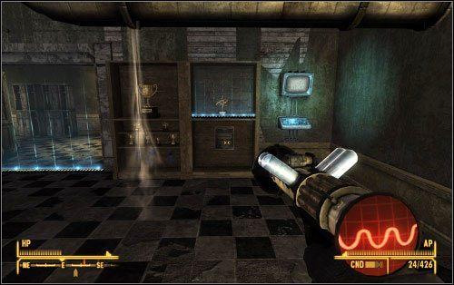 Sonic Emitter Upgrade Zadania Poboczne Fallout New Vegas Old